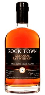 Rock Town Rye Whiskey Small Batch 750ml